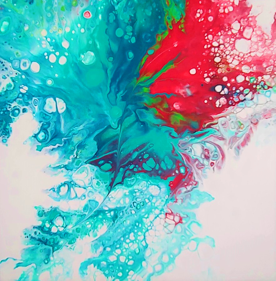 Aqua Flow, 2019