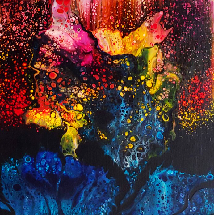 Primary Love, 2019 (In Private Collection)