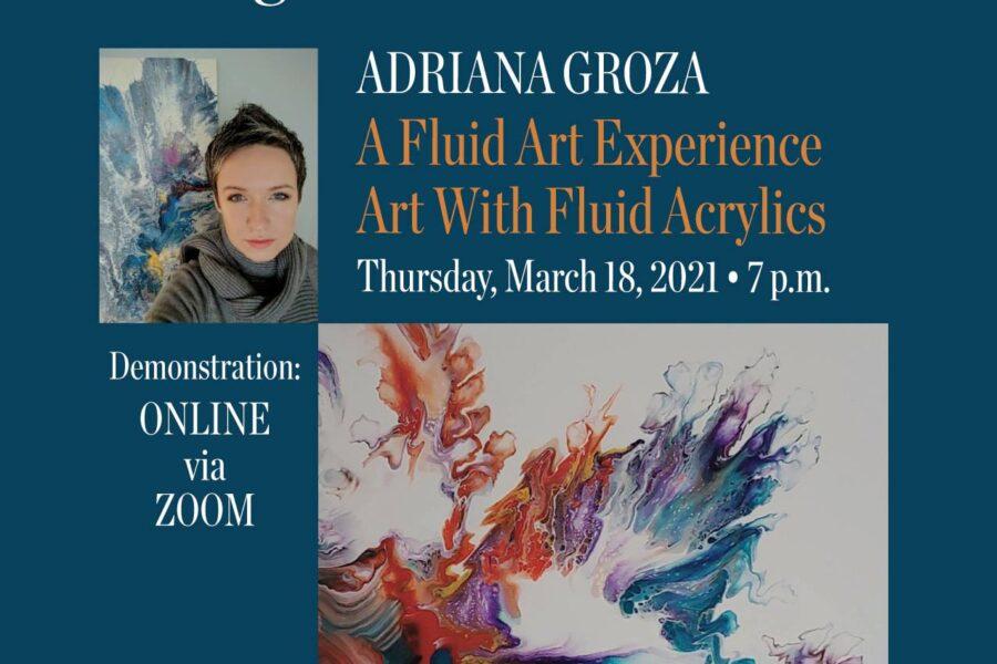 Artsbridge- Distinguished Artists Series